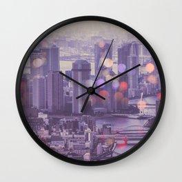 WILD JAPAN 15 Wall Clock