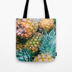 Orange you glad I said Pineapple Tote Bag
