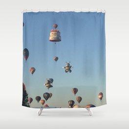 Birthday Cake Shower Curtain