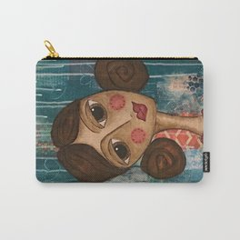 Coco's Closet - May You Live a Life You Love Carry-All Pouch