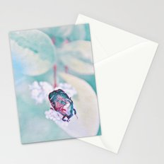 SPRING BEETLE Stationery Cards