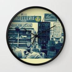 Macelleria Wall Clock