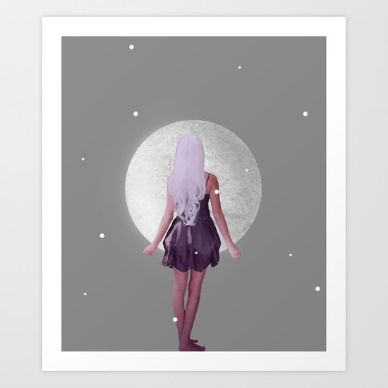Surrealism #society6 #decor #buyart #lifestyle Art Print