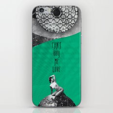 Can't buy me Love (Rocking Love series) iPhone Skin