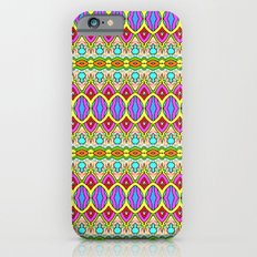 Happy Pattern 001 Slim Case iPhone 6s
