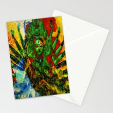 Divine series 3: Shakti Stationery Cards