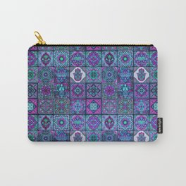 V14 Traditional Moroccan Pattern ART Design. Carry-All Pouch
