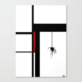 Creepy Crawly Canvas Print