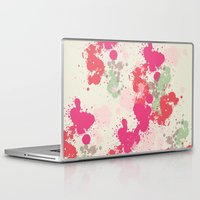 splatter Laptop & iPad Skins featuring Splatter by C Designz