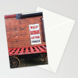 Vintage Railway Signs Stationery Cards