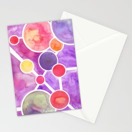 Atomic Planetary Stationery Cards
