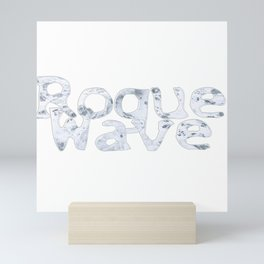 Rogue Wave Mini Art Print