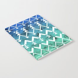 Triangle Tribal Notebook