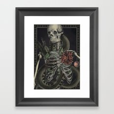 Paradise Lost Framed Art Print