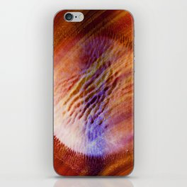 volcano deterioration iPhone Skin