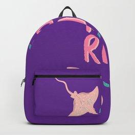 Hoo-RAY! Backpack