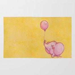 My pink balloon Rug