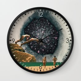 Catch the Wormhole of 3:45 PM Wall Clock