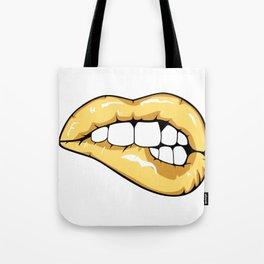 Honey lips Tote Bag