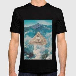 Flotar entre las nubes  T-shirt