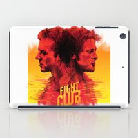 fight iPad Cases featuring fight  by İsmail Kocabas