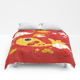 Happy And Lucky Comforters
