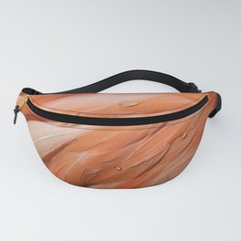 Flamingo feathers Fanny Pack