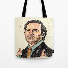 saul! Tote Bag