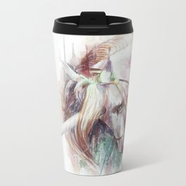 Unicorn Metal Travel Mug