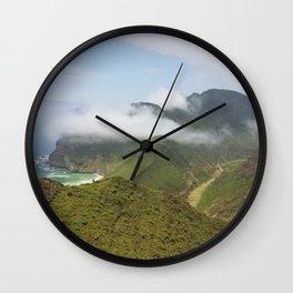 Salalah Oman 12 Wall Clock