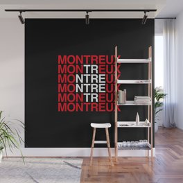 MONTREUX Wall Mural