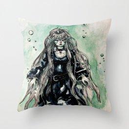 Cholia in Stasis Throw Pillow