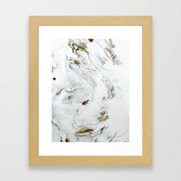 Techné Framed Art Print