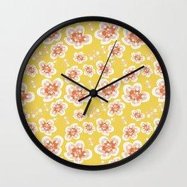 Playtime Joyful Wall Clock