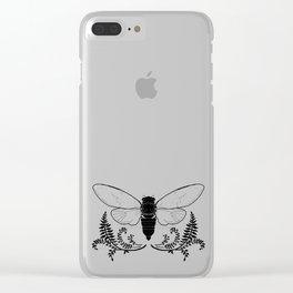 Cicada Clear iPhone Case