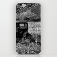 The two Old Timers iPhone Skin