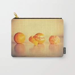 Fruit Orange Clementines Carry-All Pouch
