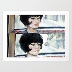 Camille Art Print