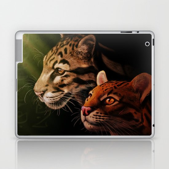 Bestia Laptop & iPad Skin
