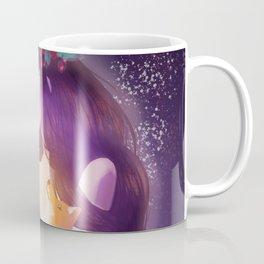 CAELA & THE NORTHERN LIGHTS (II) Coffee Mug