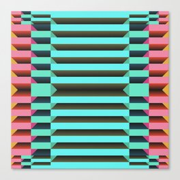 Geometric#27 Canvas Print