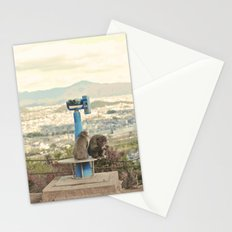 Saruyama Monkeys, Kyoto Stationery Cards