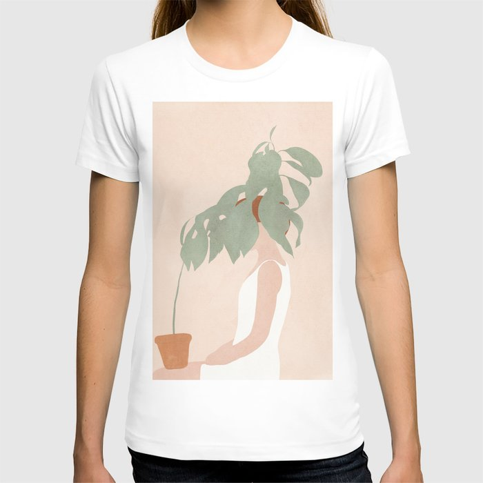 Lost in Leaves T-shirt