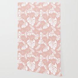 Tropical pattern 020 Wallpaper