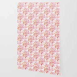 Peach Echo Wallpaper