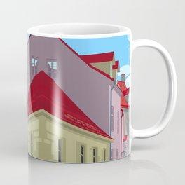 Tiled roofs Coffee Mug