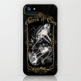 Knucklehead iPhone Case