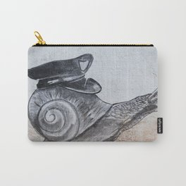 Snails Pace Carry-All Pouch