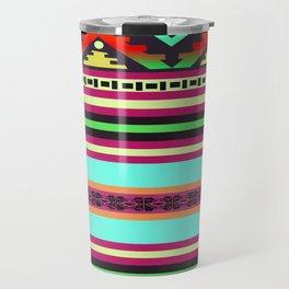 American Native Pattern No. 117 Travel Mug