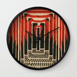 criticism to critique Wall Clock